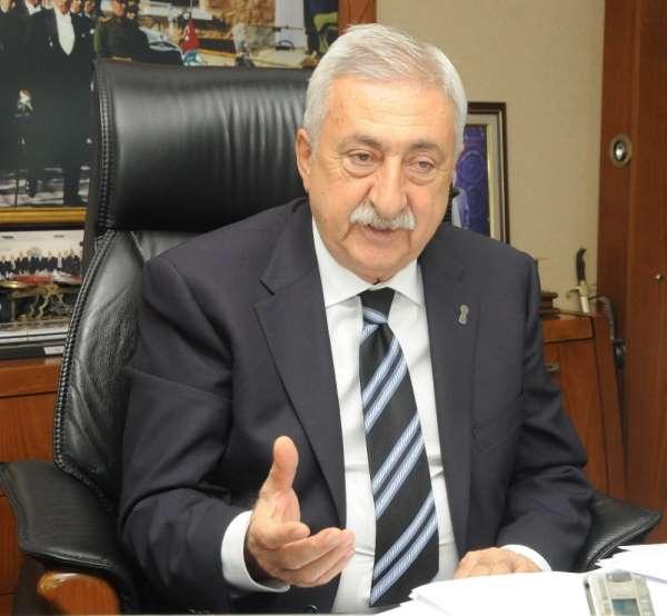 TESK Genel Başkanı Palandöken: 'Motorine zammı kimse aklından geçirmemeli'