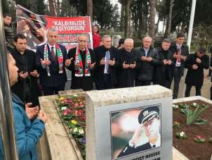 Şehit Okkan'ı anma programları kapsamında basın toplantısı düzenlendi