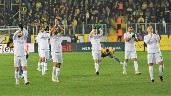 Süper Lig: MKE Ankaragücü: 0 - İttifak Holding Konyaspor: 1 Maç sonucu