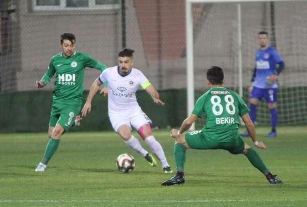 TFF 1. Lig: Menemenspor: 0 - Giresunspor: 3
