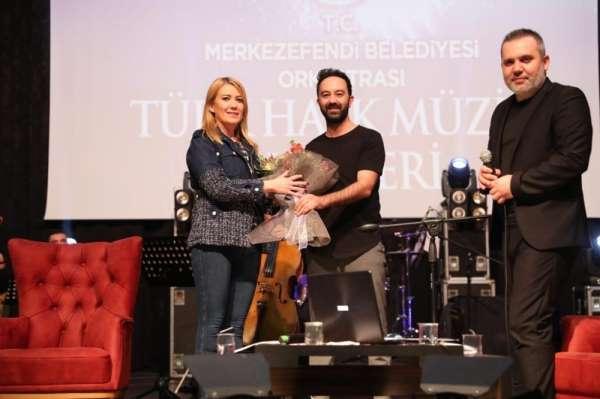 Merkezefendi Belediye Orkestrasından online konser