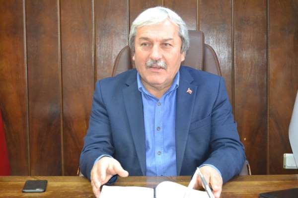 Başkan Şahin: 'Bilecikspor'un yeri kesinlikle 3 Lig veya daha üst ligler'