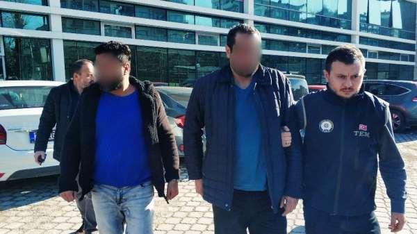 DEAŞ'tan 2 kişinin gözaltı süresi uzatıldı