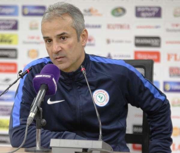 İsmail Kartal: 'İki haftadır maç yapmadığımız için konsantrasyonumuz eksikti'