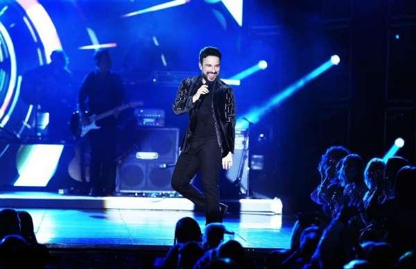 Megastar Tarkandan Monte Carloda muhteşem konser