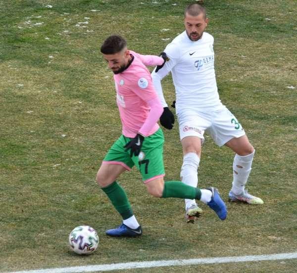 3. Lig: Isparta 32 Spor: 0 - Şile Yıldızspor: 0