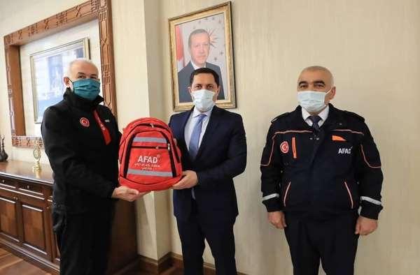 AFAD Strateji Geliştirme Dairesi Başkanı Ergin: 'Afet farkındalığının arttırılmasını hedefliyoruz'