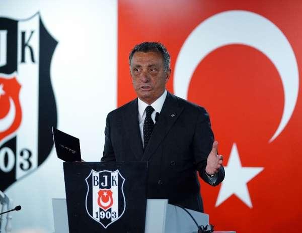 Beşiktaş Yönetimi'nin göze Bankalar Konsorsiyumu'nda