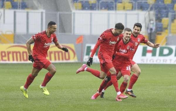 Beşiktaş'ta Ghezzal şoku