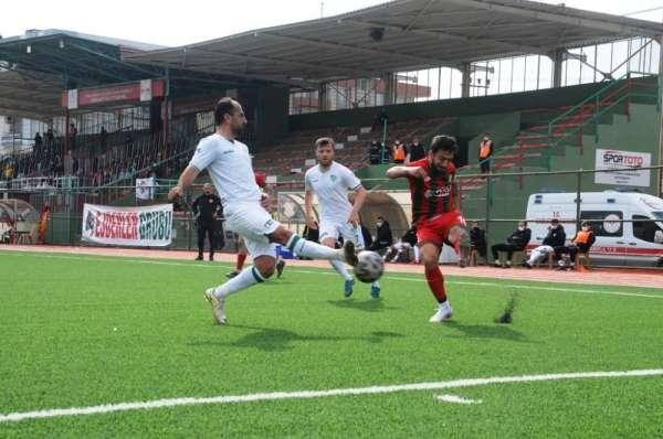 Cizrespor 1 - Çarşambaspor 1