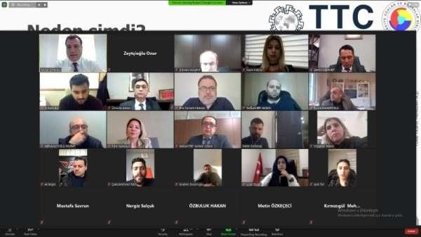 GSO ev sahipliğinde, Gaziantep'te TOBB Şikago Türkiye Ticaret Merkezi tanıtım toplantısı gerçekleştirildi