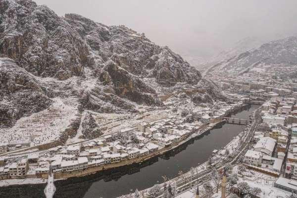 'Kartpostal şehir' Amasya
