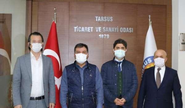 Prof. Dr. Aktaş: 'Tarsus tarımda cazibe merkezi'