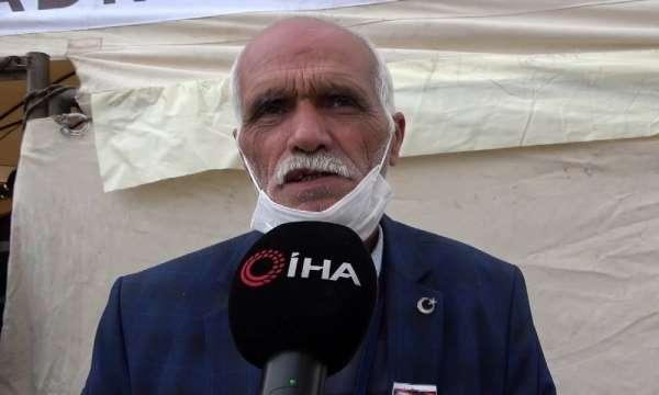 Şehit polisin babası 'Ben oğlumu yıkadım, kurşunla öldürülmüş'