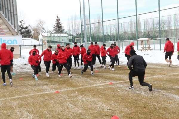 Sivas Belediyespor, Pazarspor maçına hazır