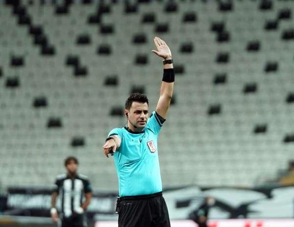Sivasspor-Kayserispor maçını Ali Şansalan yönetecek