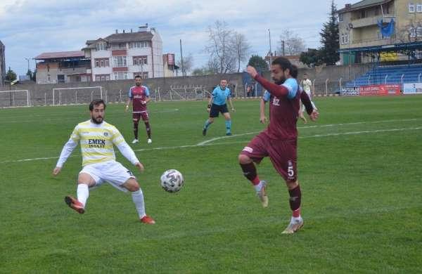 3. Lig: Fatsa Belediyespor: 1 - Ofspor: 1