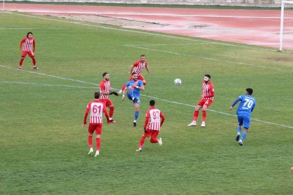 3. Lig: Karaman Belediyespor: 0 - İskenderunspor: 1