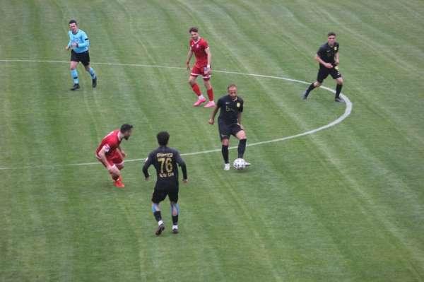 3. Lig: Osmaniyespor FK: 1 - Elazığ Karakoçan FK: 3