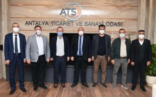 ATSO Başkanı Çetin: Camcılar tedarik sıkıntısı yaşıyor