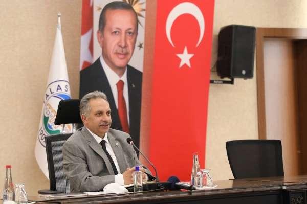 Başkan Yalçın: Şehitlerimizle helalleşmek istiyorsak görevimizi en iyi şekilde yapmalıyız