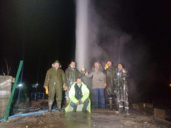 Jeotermal kuyularında iyileştirme çalışması