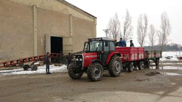 Muşta bin 500 çiftçiye gübre ve tohum desteği