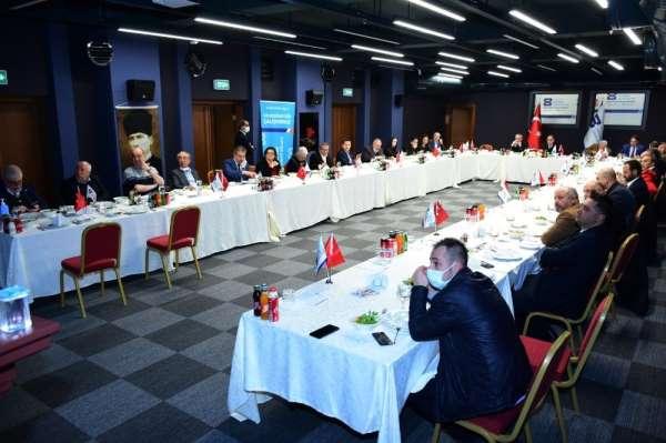 Sanayi Konseyinde Teknoloji Odaklı Sanayi Hamlesi Programı konuşuldu