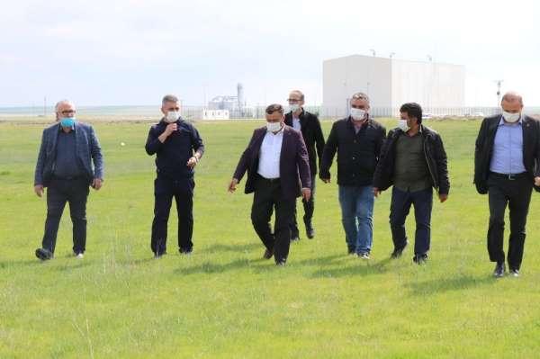 Başkan Aktürk: 'Türkiye'de et değil, ot sorunu var'