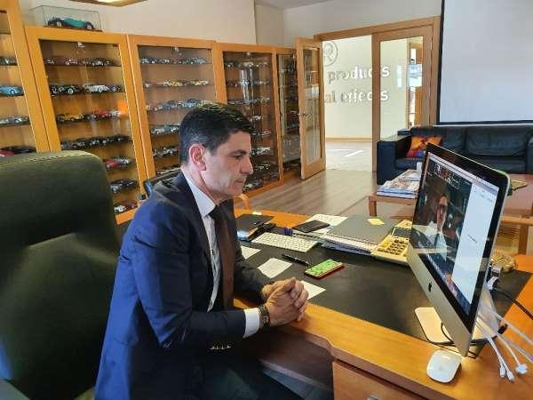 Burkay: 'Şirketlerimiz üretim kabiliyetini kaybetmemeli'
