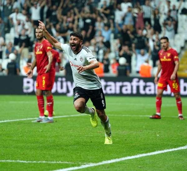 Güven Yalçın: 'Hedefim Beşiktaş'ta kaptan olmak'