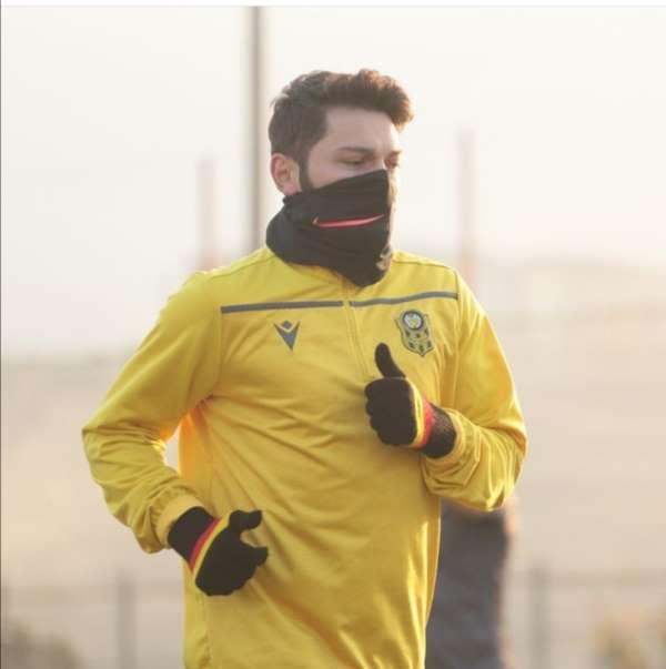 Yeni Malatyaspor'un golcüsü sahalara döneceği günü heyecanla bekliyor
