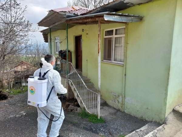 İlkadımdan virüs tespit edilen ev ve iş yerlerine ücretsiz dezenfekte