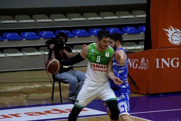 ING Basketbol Süper Ligi: Lokman Hekim Fethiye Belediyespor: 83 - Büyükçekmece Basketbol: 70