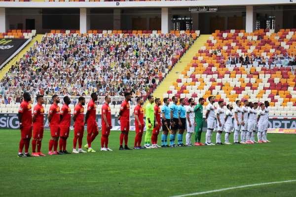 Süper Lig: Yeni Malatyaspor: 0 - Aytemiz Alanyaspor: 0