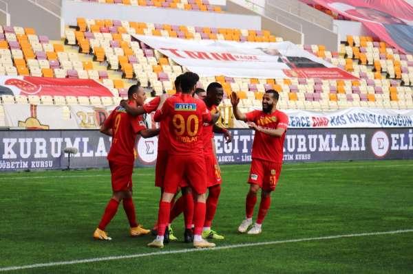 Süper Lig: Yeni Malatyaspor: 1 - Aytemiz Alanyaspor: 0