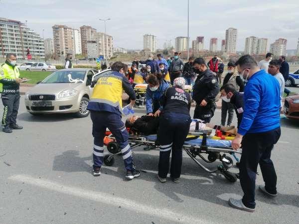 Trafik kazasında can pazarı yaşandı: 1i ağır 5 yaralı