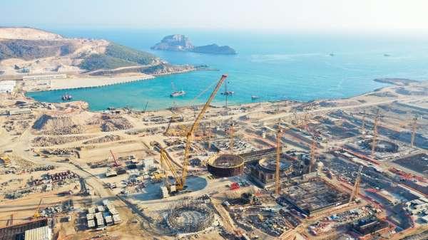 Akkuyu NGS, Türkiyenin en büyük istihdam projesine dönüştü