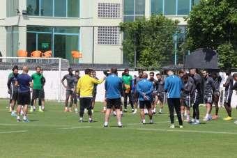 Denizlispor, Beşiktaş maçına hazırlanıyor