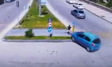 Erzurum'da cinayet gibi kaza