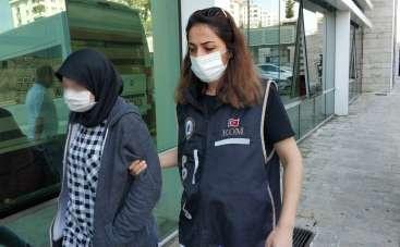 FETÖ'den gözaltına alınan kadına adli kontrol