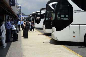 İstanbul'da otobüs bileti fiyatları yüzde 40 düştü