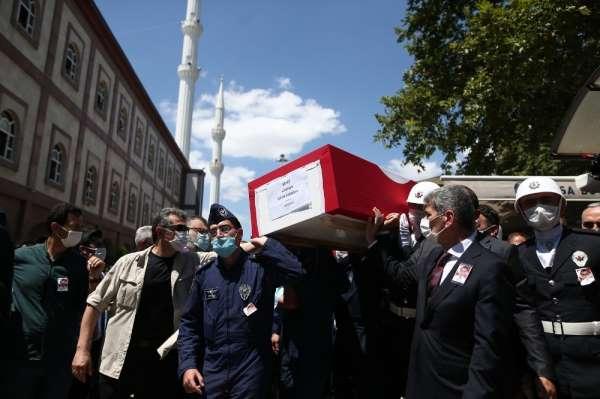 Bursa'da şehit komiser yardımcısına son vedâ