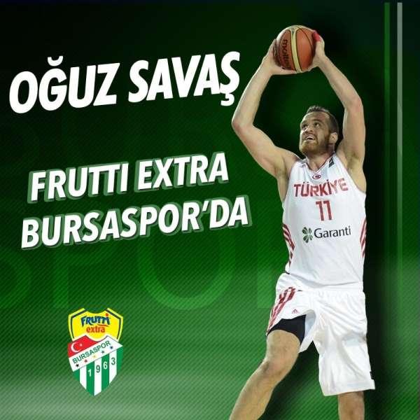 Bursaspor'dan potaya yeni transfer