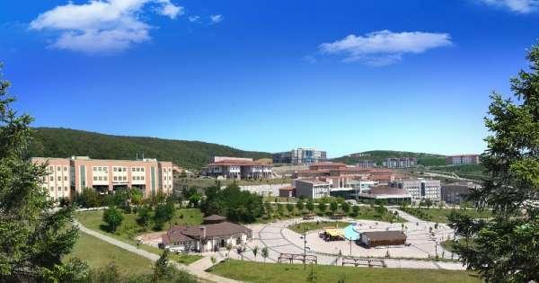 Düzce Üniversitesi ilk sıralarda yer aldı