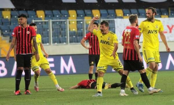 Fenerbahçe Kulübü: 'Her takımda yaşanabilecek bir tartışma'