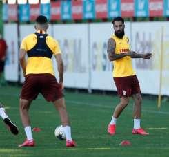 Galatasaray, Göztepe hazırlıklarını tamamladı