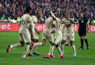 Galatasaray ile Göztepe 56. randevuda