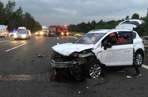 Kazada hayatını kaybeden kadın, 15 Temmuz şehidinin kız kardeşi çıktı