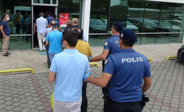 Samsun'da FETÖ'nün yeni yapılanması operasyonunda 23 kişiye adli kontrol